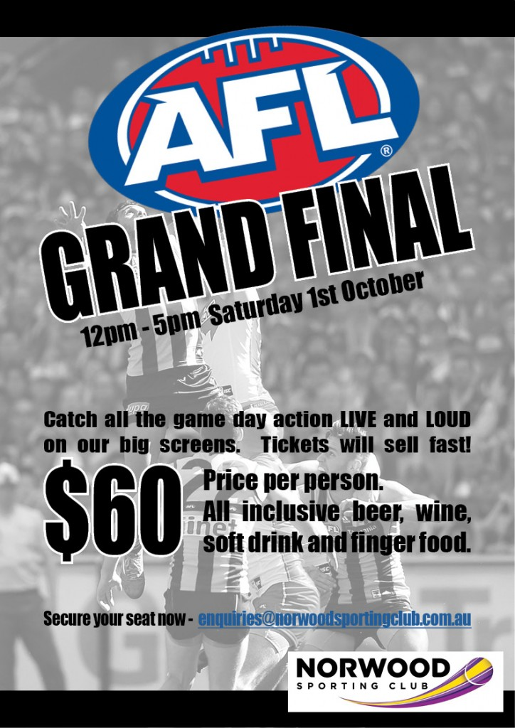 NSC Grand Final Day 2016